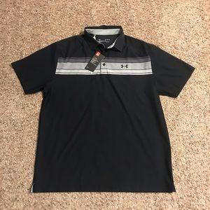 Men's XL Under Armour Golf Polo